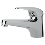 Anahita Basin Mixer Chrome