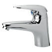 Parmis Basin Mixer Chrome