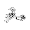 Diba Bath Mixer Chrome