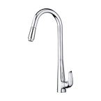Matisa Pull Out Sink Mixer Chrome