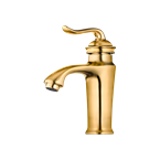 Diba Basin Mixer Matte Gold