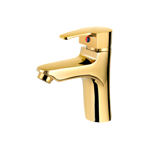 Anita Basin Mixer Gold