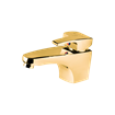 Arta Basin Mixer Gold