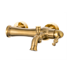 Delsa Bath Mixer Matte Gold