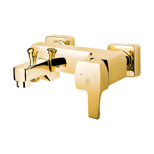 Arta Bath Mixer Gold