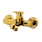 Nila Bath Mixer Gold