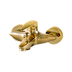 Parvaneh Bath Mixer Gold