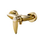 Parvaneh Shower Mixer Gold