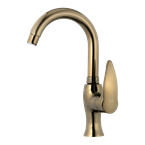 Parvaneh Basin Mixer With Short Spout Olive