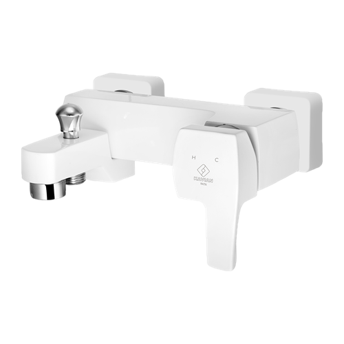 Arta Bath Mixer White