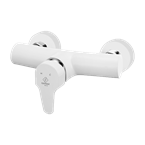 Anita Shower Mixer White
